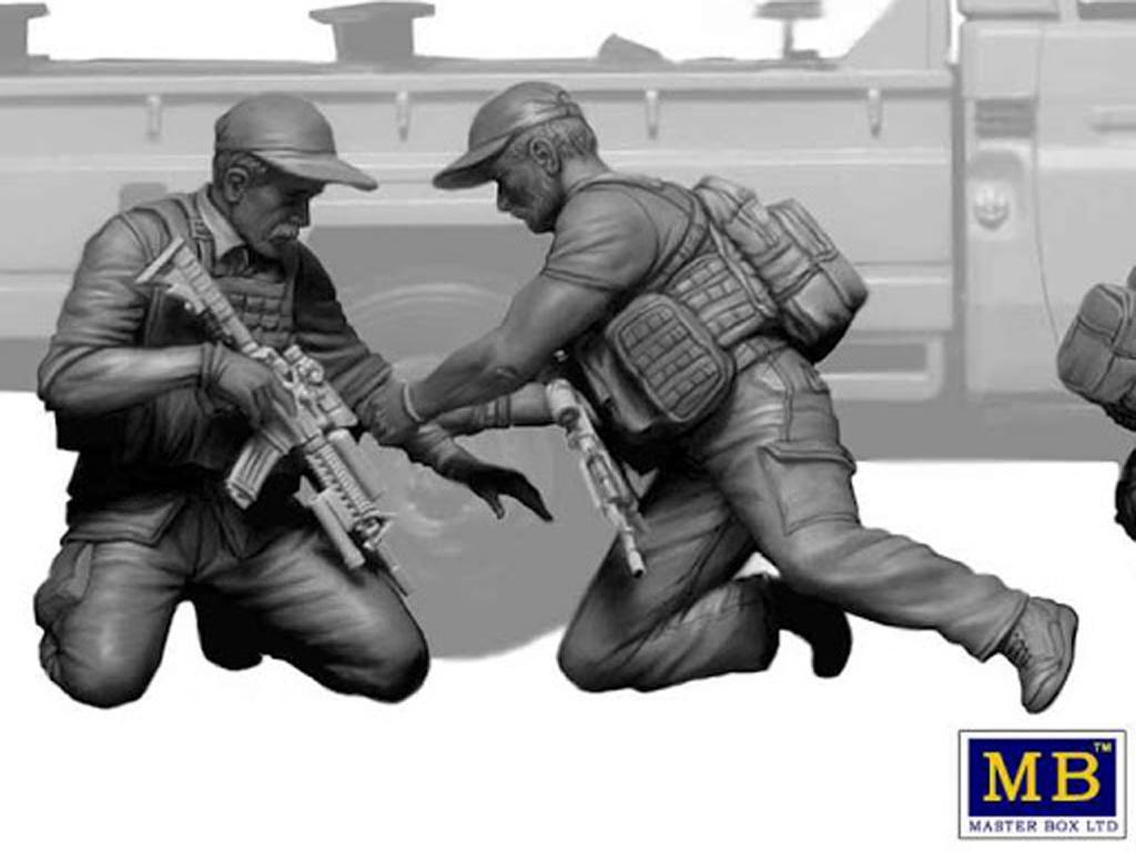 Peligro Cercano - Equipo de Operación Especial, Actualidad (Vista 6)