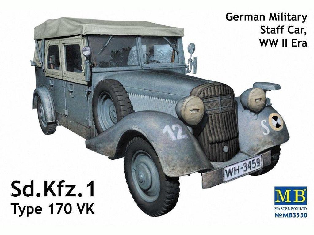 KfZ 1 Type 170 VK (Vista 1)