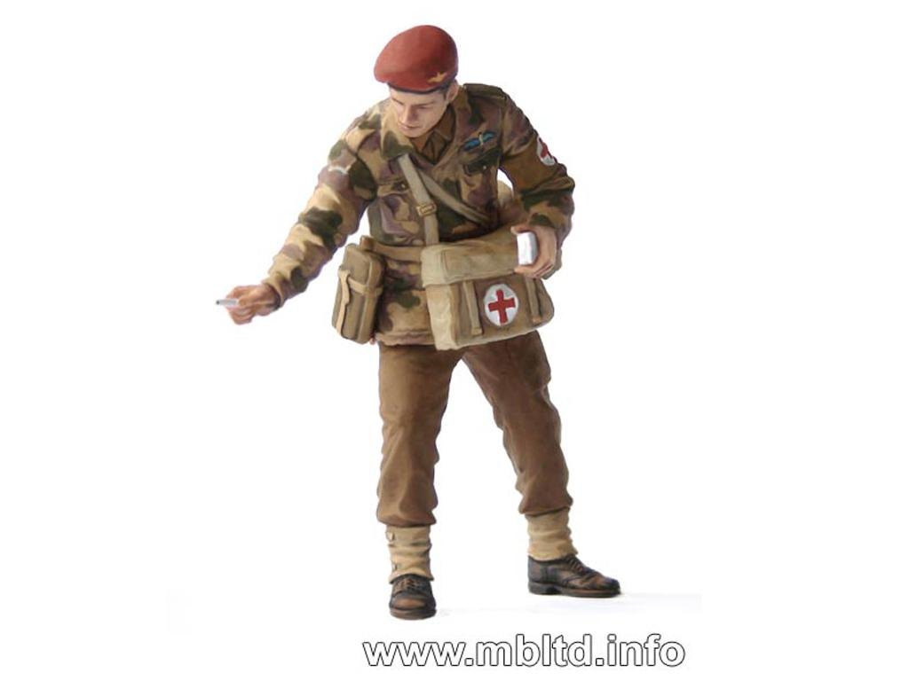 Paracaidistas Britanicos, Rigid Landing (Vista 2)