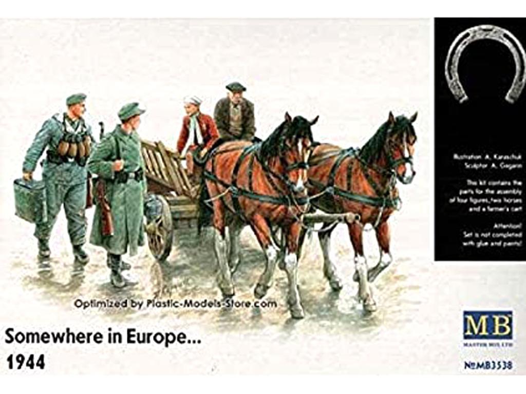 Refugiados en Europa (Vista 1)