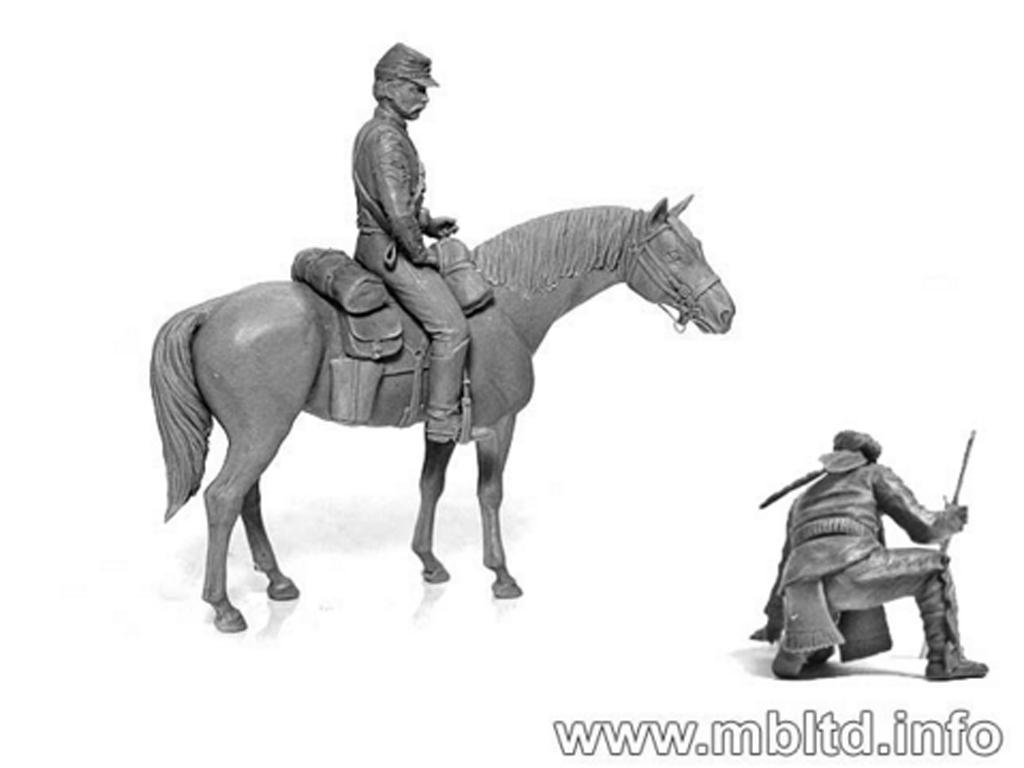 Explorador y Rastreador Yanqui (Vista 4)