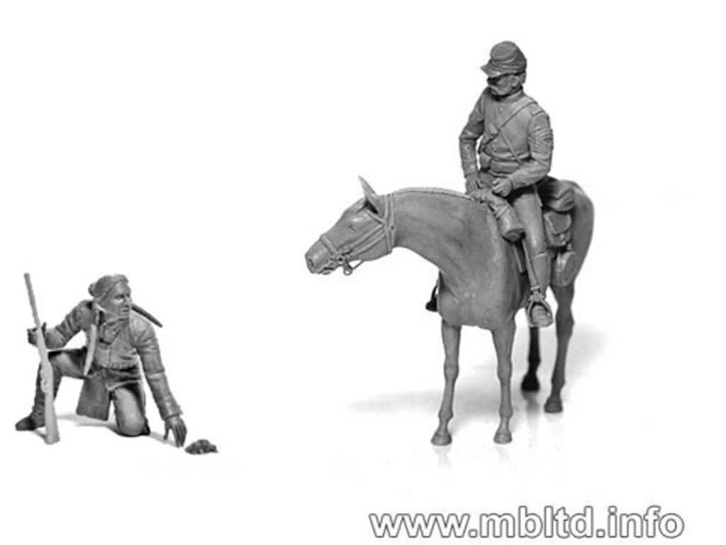 Explorador y Rastreador Yanqui (Vista 5)