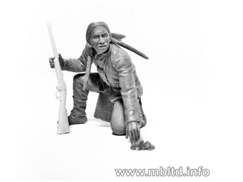Explorador y Rastreador Yanqui (Vista 6)