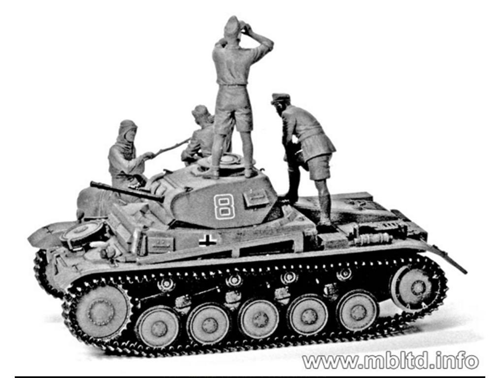 Deutsches Afrika Korps, WWII Era  (Vista 2)