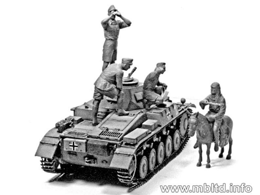 Deutsches Afrika Korps, WWII Era  (Vista 4)