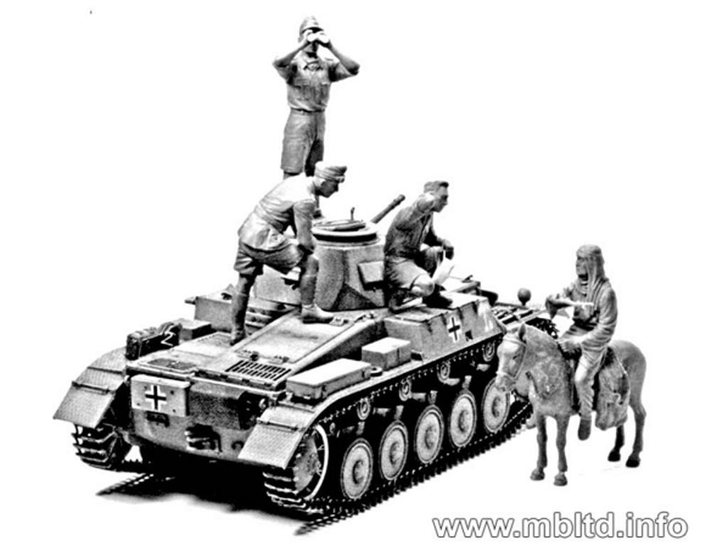 Deutsches Afrika Korps, WWII Era  (Vista 5)