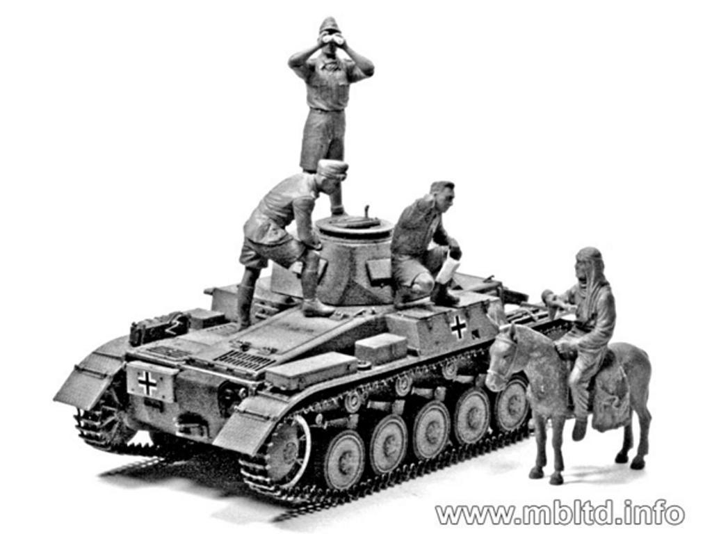 Deutsches Afrika Korps, WWII Era  (Vista 6)
