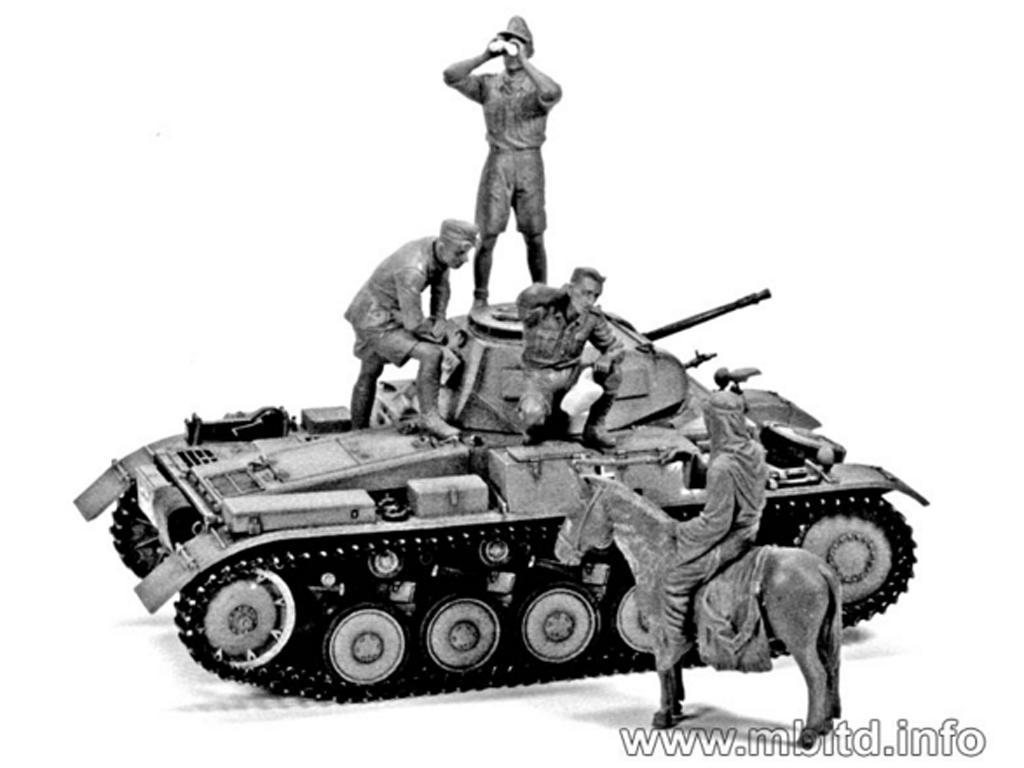 Deutsches Afrika Korps, WWII Era  (Vista 7)