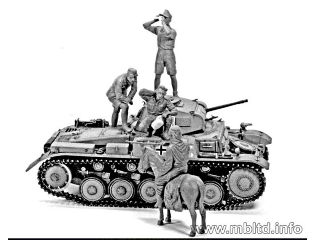 Deutsches Afrika Korps, WWII Era  (Vista 8)
