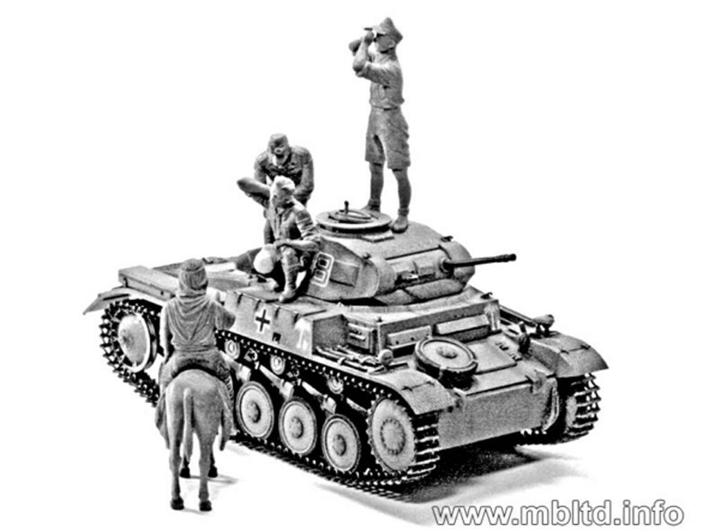 Deutsches Afrika Korps, WWII Era  (Vista 9)