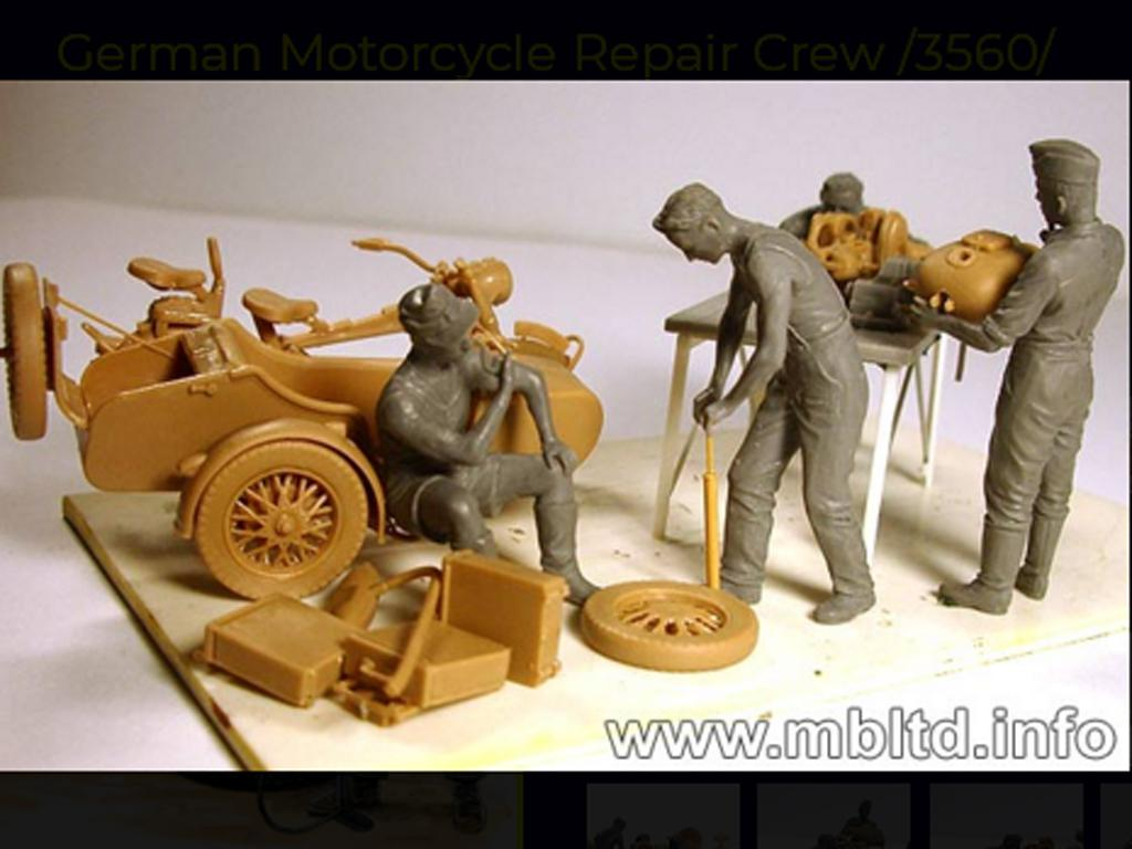 Mecanicos Alemanes (Vista 6)