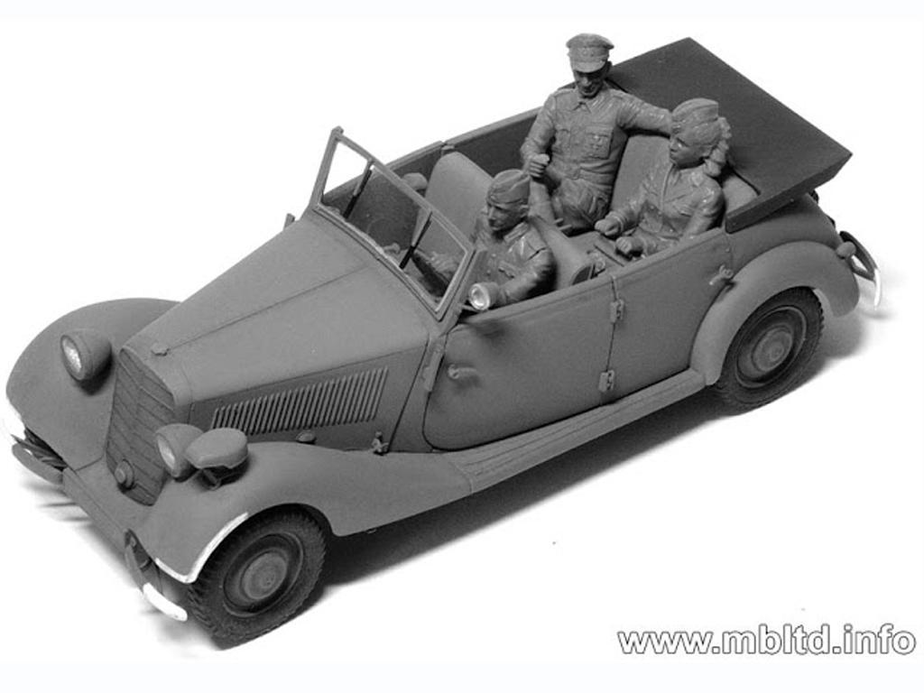 Oficiales Alemanes para Vehiculos (Vista 7)