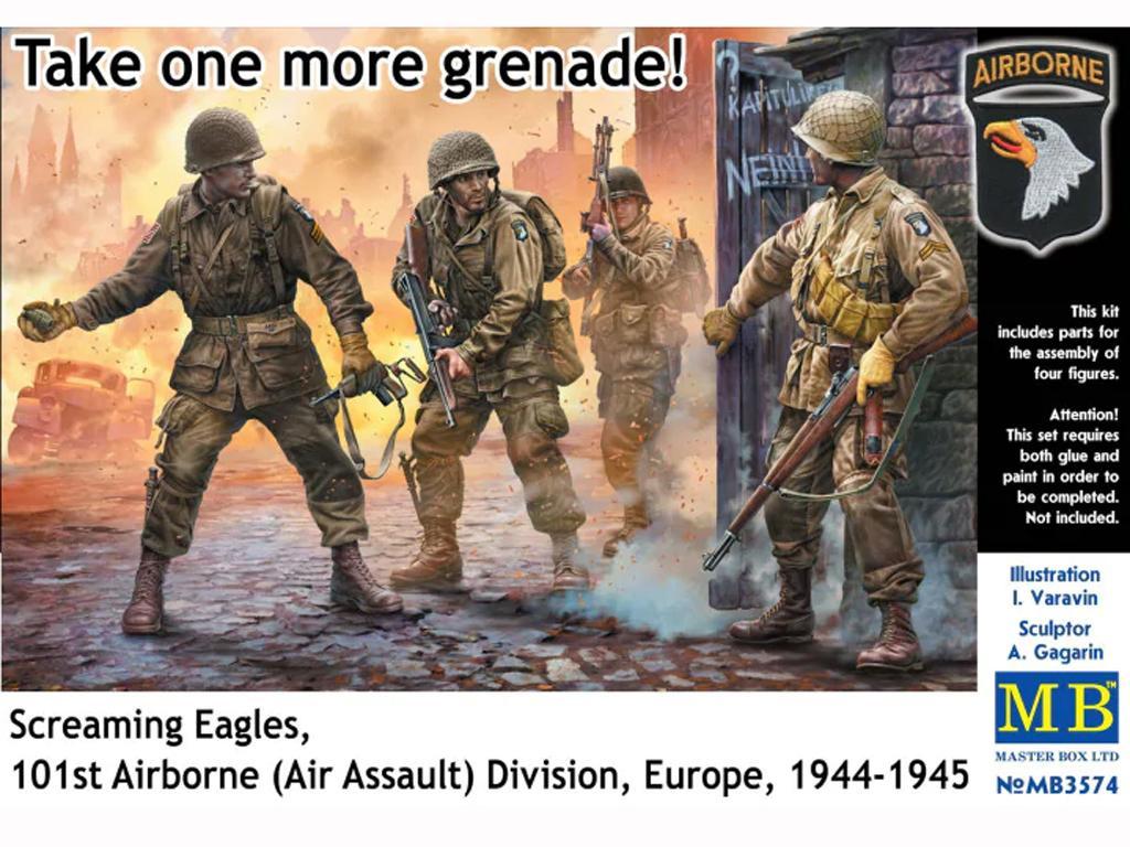 Toma una granada más. (Vista 1)