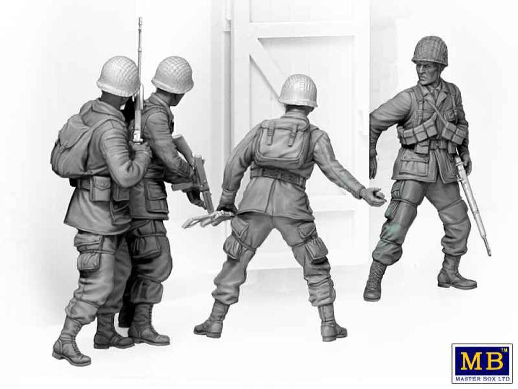Toma una granada más. (Vista 3)