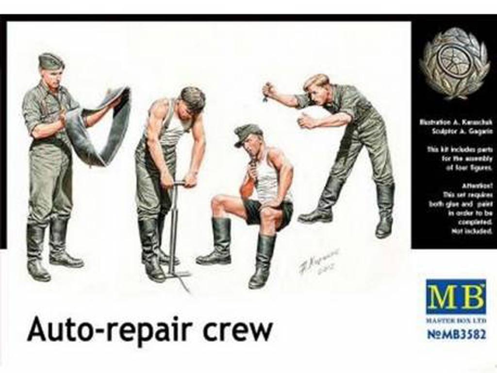 Equipo mantenimiento (Vista 1)