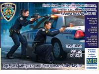 Disparos - Un oficial necesita ayuda (Vista 5)