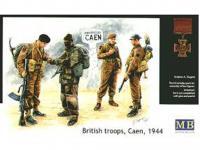 Tropas británicas Caen 1944 (Vista 3)