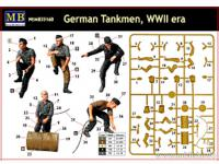 Tanquistas Alemanes (Vista 10)