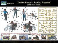 Zombie Hunter - Road to Freedom (Vista 10)
