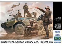 Soldados Alemanes Modernos (Vista 6)