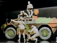 Soldados Alemanes Modernos (Vista 7)