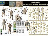 Soldados Alemanes Modernos (Vista 8)