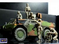 Soldados Alemanes Modernos (Vista 9)