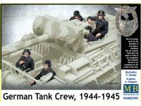 Tanquistas Alemanes 1944-45 (Vista 8)