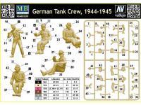 Tanquistas Alemanes 1944-45 (Vista 9)