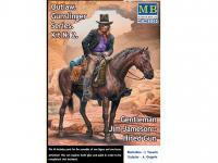 Gentleman Jim Jameson - Hired Gun (Vista 7)