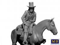 Gentleman Jim Jameson - Hired Gun (Vista 12)