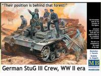 Tanquistas para Stug III (Vista 5)