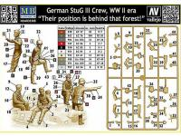 Tanquistas para Stug III (Vista 6)