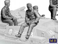 Tanquistas para Stug III (Vista 8)