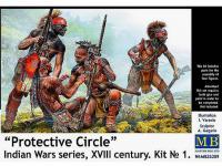 Indios americanos siglo XVIII (Vista 5)