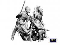 Indios americanos siglo XVIII (Vista 7)