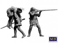 Hermano herido. Serie de Guerras Indias (Vista 12)