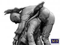 Hermano herido. Serie de Guerras Indias (Vista 14)