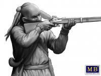 Hermano herido. Serie de Guerras Indias (Vista 15)