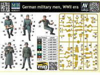 Militares Alemanes (Vista 4)