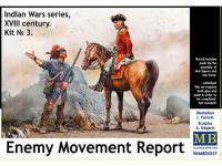 Informe sobre el movimiento del enemigo  (Vista 7)