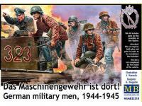 Militares alemanes 1944-1945.  (Vista 8)