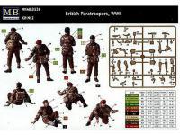 Paracaidistas Britanicos, Rigid Landing (Vista 9)