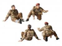 Paracaidistas Britanicos, Rigid Landing (Vista 11)