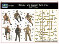 Rommel y carristas Afrika Korps  (Vista 9)