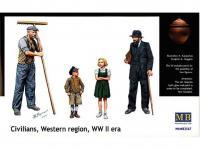 Civiles, Centroeuropa 2ªG.M. (Vista 8)