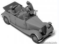 Oficiales Alemanes para Vehiculos (Vista 11)