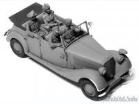 Oficiales Alemanes para Vehiculos (Vista 13)