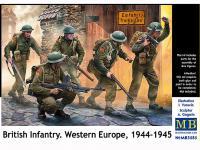 Infantería Británica. Europa Occidental. 1944-1945 (Vista 9)