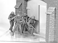 Infantería Británica. Europa Occidental. 1944-1945 (Vista 10)